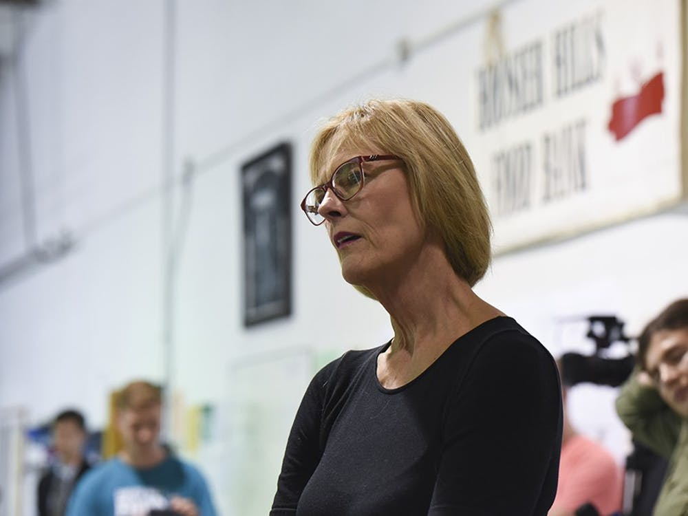 According to executive director Julio Alonso, the food bank tends to run out of food in the summer because of high demand. Lieutenant Governor Suzanne Crouch spoke with Alonso about ways to solve this summer shortage.