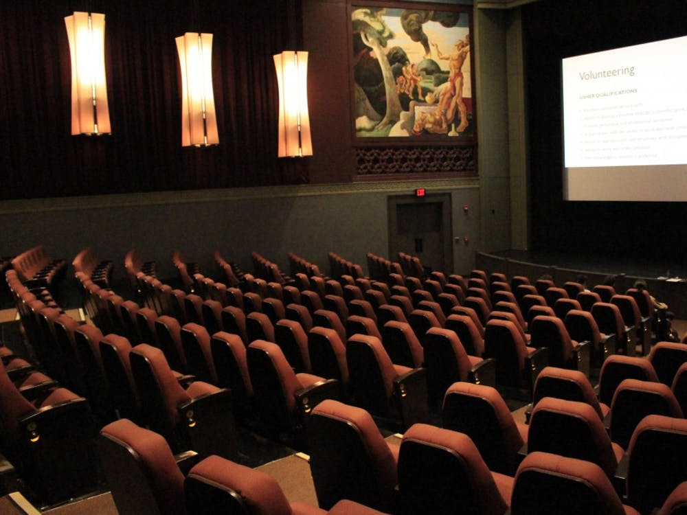 The IU Film Experience will offer weekly screenings during the second half of the semester at the Indiana University Cinema. The course plans to discuss what it's like to go to the cinema in today's culture.