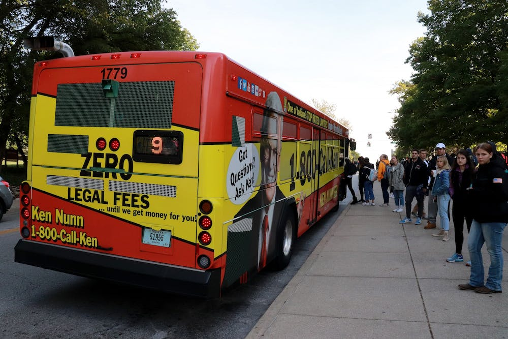 """<p>Bloomington Transit will reduce """"campus-oriented"""" routes starting Sunday, according to a press release.</p>"""