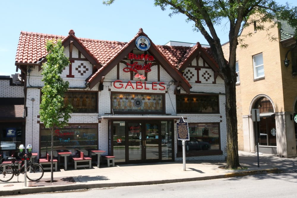 <p>BuffaLouie&#x27;s is located at 114 S. Indiana Ave. near the Sample Gates. The restaurant is delivering school lunches to children who qualify for free lunches through Monroe County Community School Corporation while classes are canceled during the COVID-19 pandemic.</p>