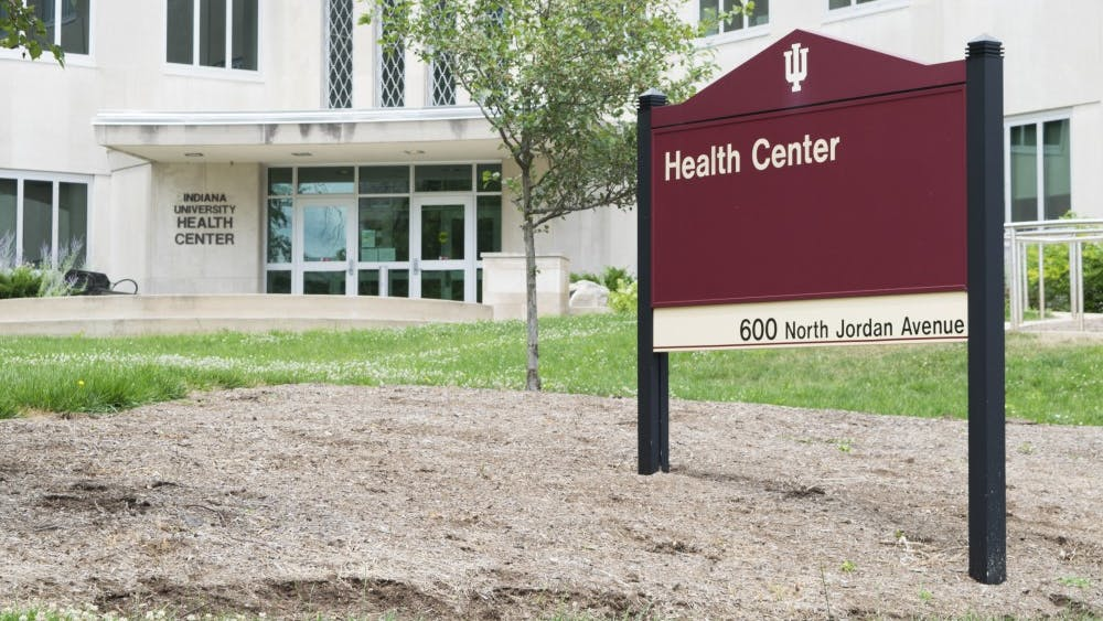 The IU Health Center is located at 10th Street and Jordan Avenue. The center has stopped writing verification of visit slips for students suffering from short-term illness, injury or mental health problems who miss classes, assignments or tests.