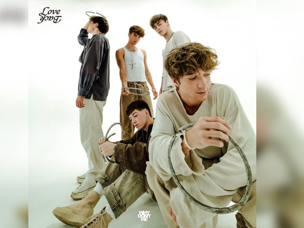 The American pop band Why Don't We released their new single on Oct. 6, 2021.