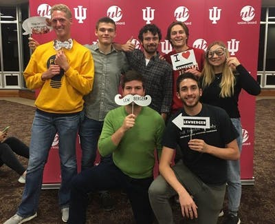 Full Frontal Comedy performs on Fridays in the Indiana Memorial Union.