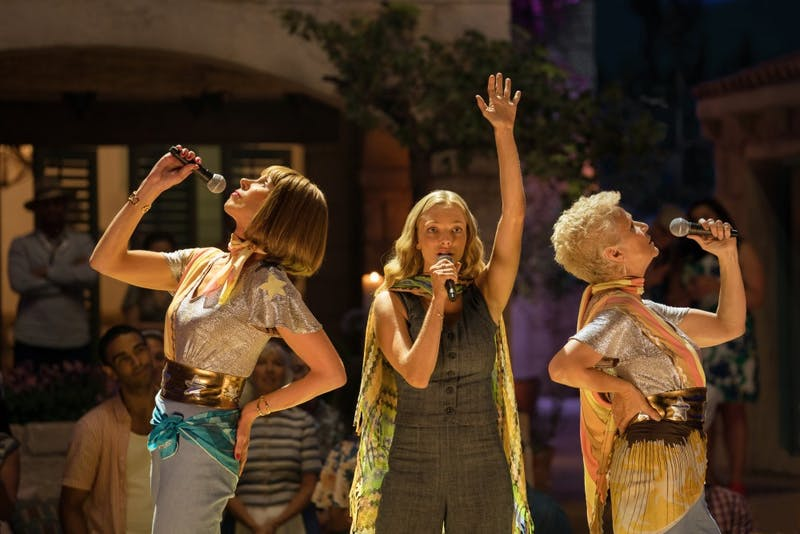 """Mamma Mia! Here We Go Again"" was released July 20 and stars Amanda Seyfried."