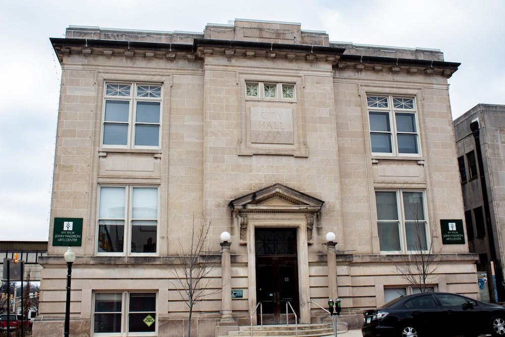 <p>The John Waldron Center is located at 122 S. Walnut St. Discussions surrounding the future use of the center will begin next week.</p>