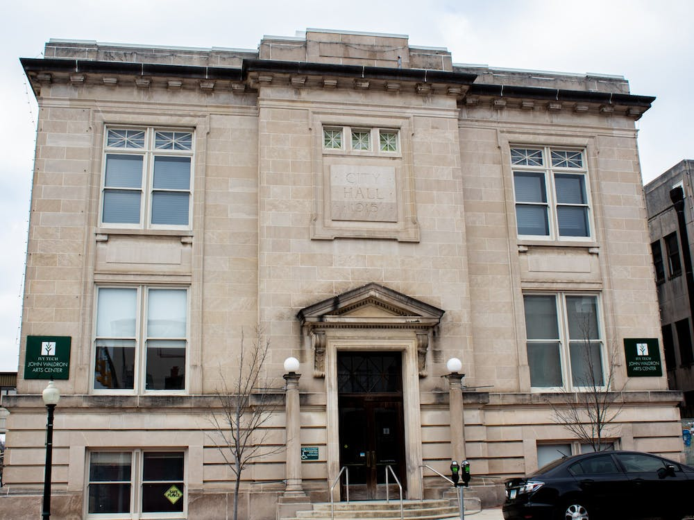 The John Waldron Center is located at 122 S. Walnut St. Discussions surrounding the future use of the center will begin next week.
