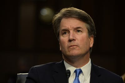 Supreme Court Associate Justice nominee Brett Kavanaugh at his confirmation hearing Sept. 5 before the Senate Judiciary Committee in the Hart Senate Office Building in Washington, D.C.