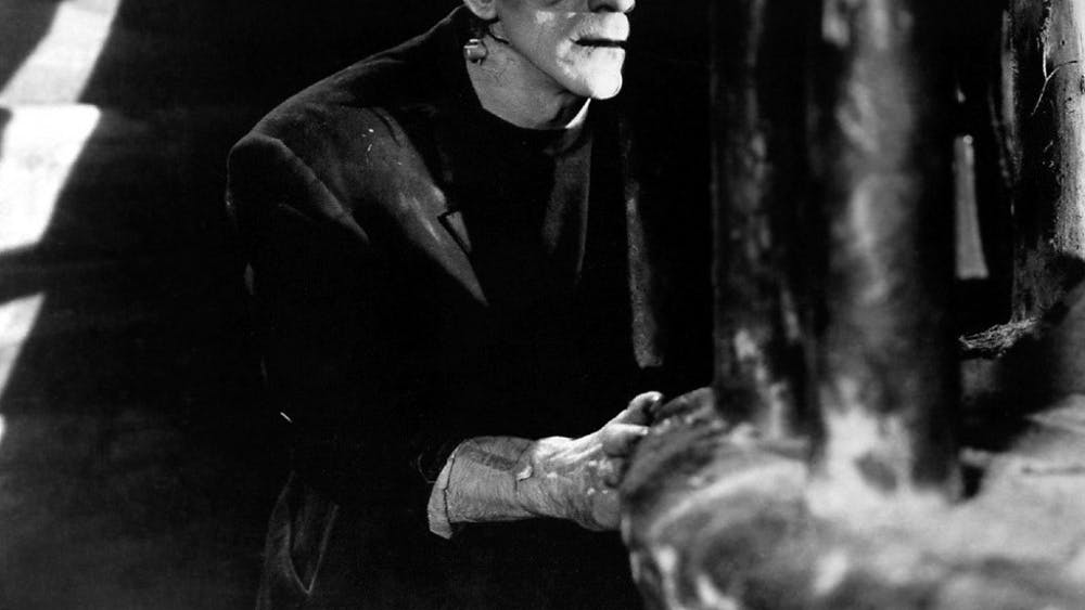 "The 1931 version of ""Frankenstein"" starred Boris Karloff."