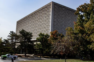 Herman B Wells Library was named the 2020 Federal Depository Library of the Year on Tuesday by the U.S. Government Publishing Office, according to a press release.