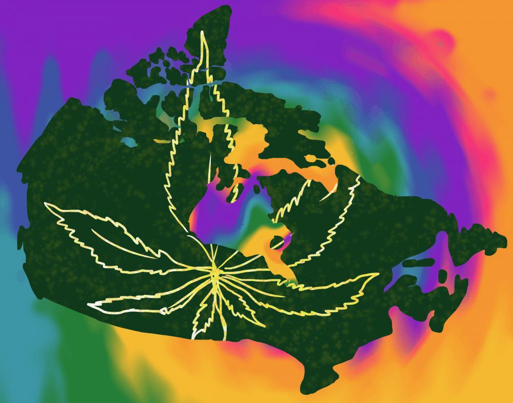 weed legalization canada