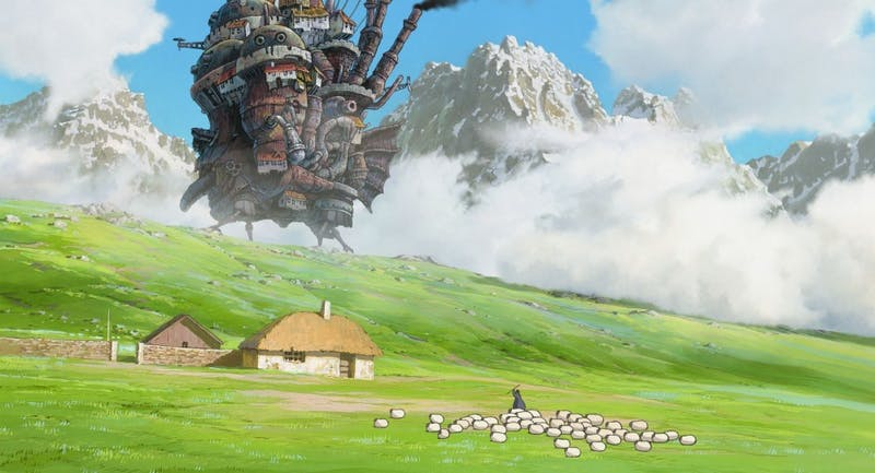 "IU Cinema will be screening the classic Japanese animated movie, ""Howl's Moving Castle"" this Thursday and Friday. The film was the 14th from Studio Ghibli, a highly acclaimed studio in the Japanese animation industry."
