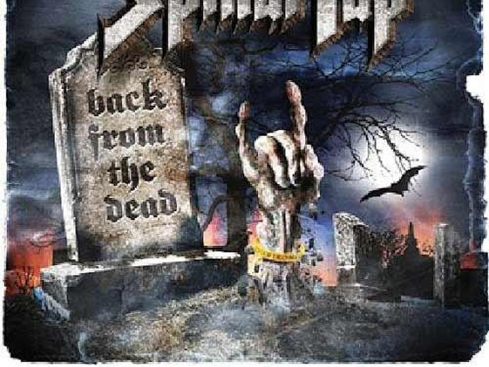"""Spinal Tap, """"Back From the Dead."""""""