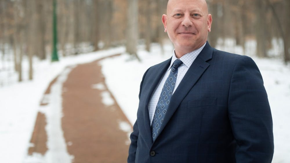 Peter Sand is IU's first ever chief privacy officer. Sand is responsible for protecting the privacy of everyone who steps foot on any IU campus. He will also focus on compliance to medical information privacy policies.
