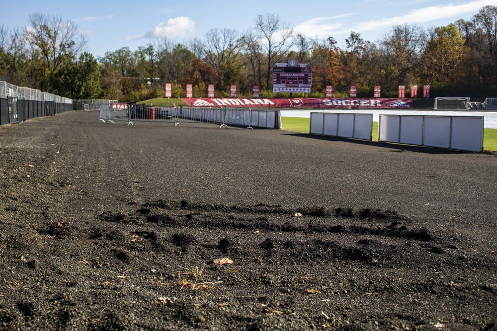 """<p>Bill Armstrong Stadium undergoes maintenance Nov. 5. A petition calling for a remake of """"Breaking Away,"""" an Oscar-winning movie made in 1978 that was based off the men's Little 500 race, featuring an all-female cast, was released last week.</p>"""