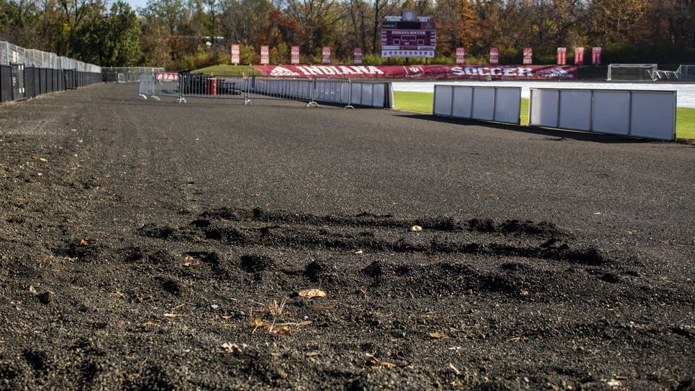 """Bill Armstrong Stadium undergoes maintenance Nov. 5. A petition calling for a remake of """"Breaking Away,"""" an Oscar-winning movie made in 1978 that was based off the men's Little 500 race, featuring an all-female cast, was released last week."""