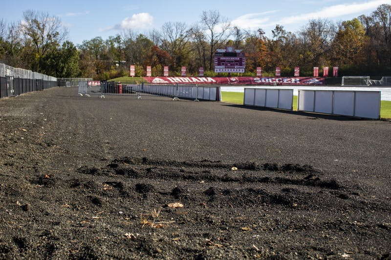 "Bill Armstrong Stadium undergoes maintenance Nov. 5. A petition calling for a remake of ""Breaking Away,"" an Oscar-winning movie made in 1978 that was based off the men's Little 500 race, featuring an all-female cast, was released last week."