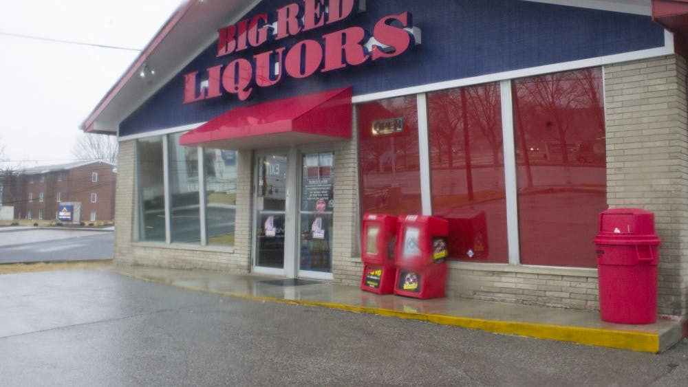 Senate Bill 1 would allow convenience, drug and liquor stores to sell alcohol from noon to 8 p.m. on Sundays. Big Red Liquors is just one of the companies affected by the current ban on Sunday alcohol sales.