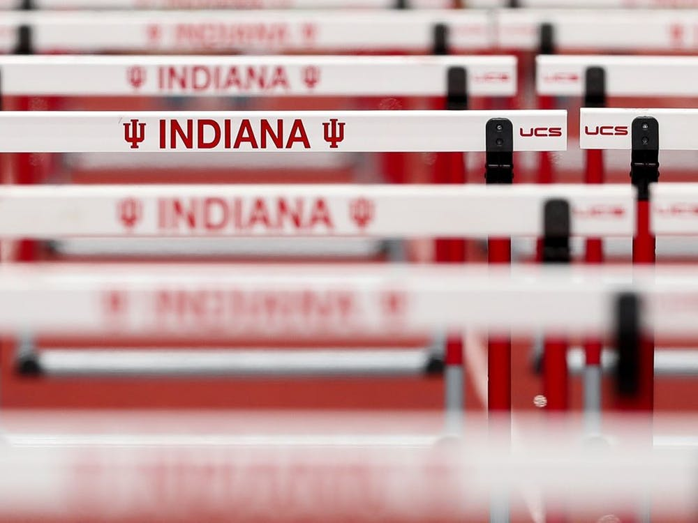 The IU men's and women's track and field teams competed in the Big Ten Indiana Invite No. 1 meet this weekend at the Robert C. Haugh Track and Field Complex. The Hoosiers scored five personal bests for their first outdoor meet of the season.
