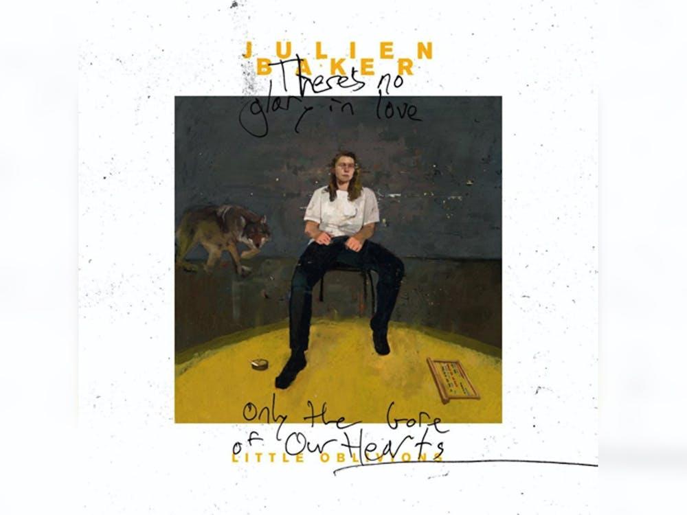 "Julien Baker's new album ""Little Oblivions"" was released Friday."