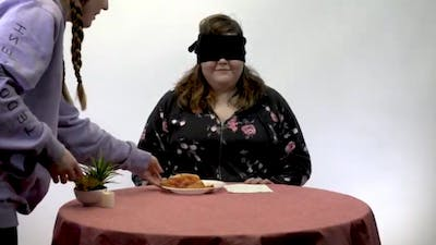 The IDS video desk asked staff members to guess and rank Bloomington New York-style pizzas blindfolded.