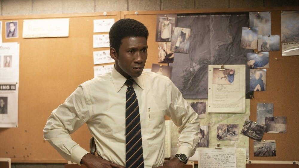 "Mahershala Ali plays detective Wayne Hays in season three of ""True Detective."""