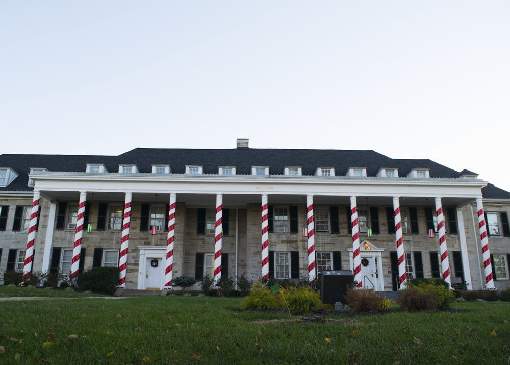 Acacia is located at 702 E. Third St. The International Council of Acacia Fraternity placed the IU chapter on suspension effective July 1, according to IU's list of organizations on disciplinary status.