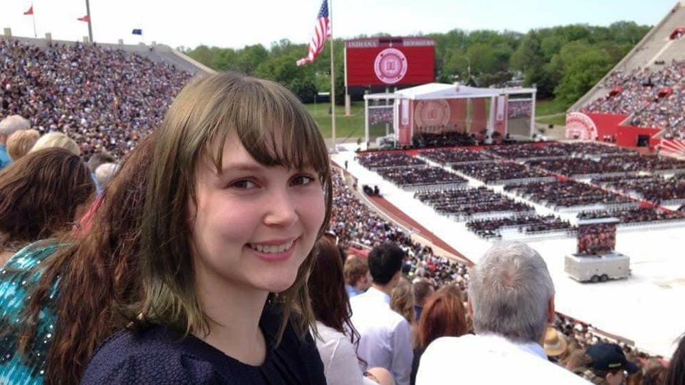 IU senior Jordan Vielee was reported missing Saturday and hasn't been in contact with her boyfriend or family since Friday around 10 p.m. Both the Bloomington Police Department and the Indianapolis Metropolitan Police Department are investigating the case because Vielee's phone was last located near the Greenwood Municipal Airport.