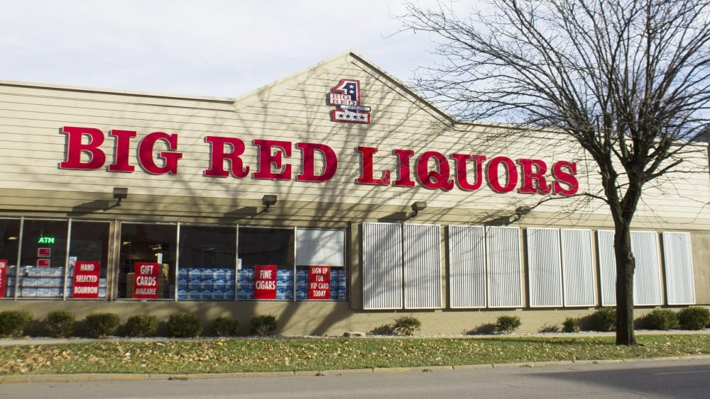 Big Red Liquors, located on North College Avenue, can't sell alcohol on Sundays due to the Indiana law from 1853 preventing it from doing so. This could change though, as the Indiana Alcohol Code Revision Commission reviews alcohol-related laws, many of which have been in place since Prohibition.
