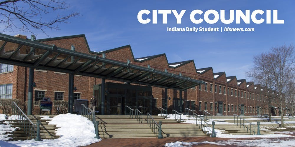 Bloomington's City Hall received the Leadership in Energy and Environmental Design certification from the U.S. Green Building Council. It is the first city-owned building in Bloomington to receive such certification.