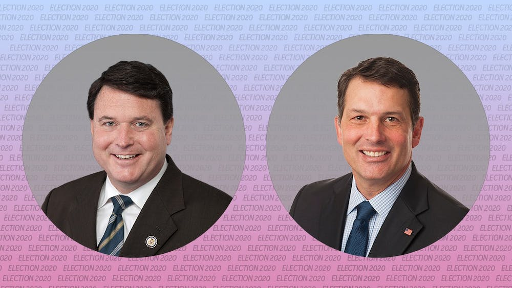 Pictured from left to right: Todd Rokita, Jonathan Weinzapfel