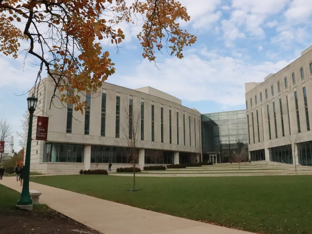 The Hamilton Lugar School of Global and International Studies is located at 355 N. Jordan Ave. Evan Bayh and Dan Coats will partner together to support the master's degree in international affairs, a joint one-year degree shared by the O'Neill School and HLS.