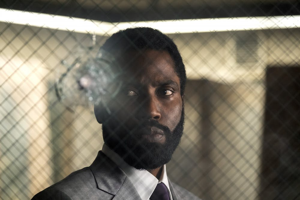<p>John David Washington plays a starring role in the new movie &quot;Tenet.&quot;</p>