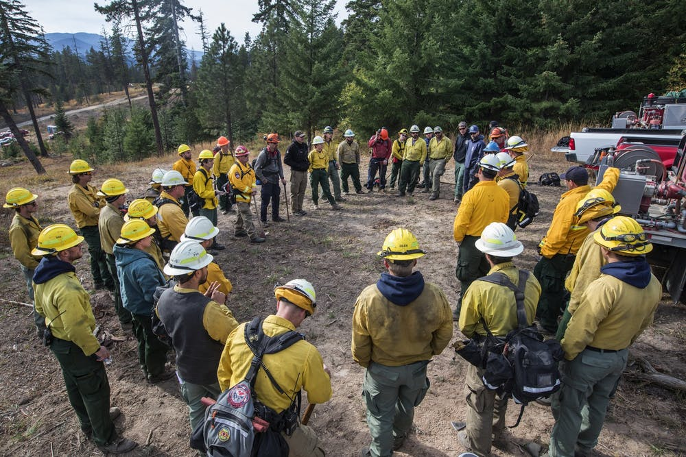 <p>Fire crews from the state, forest service, local and British Columbia are ungoing prescribed fire training in the area above Roslyn to learn how to use fire to revive a forest&#x27;s health. Smoke from wildfires on the West Coast is causing red, fiery sunsets and air quality issues in Bloomington, according to the IDEM.</p>