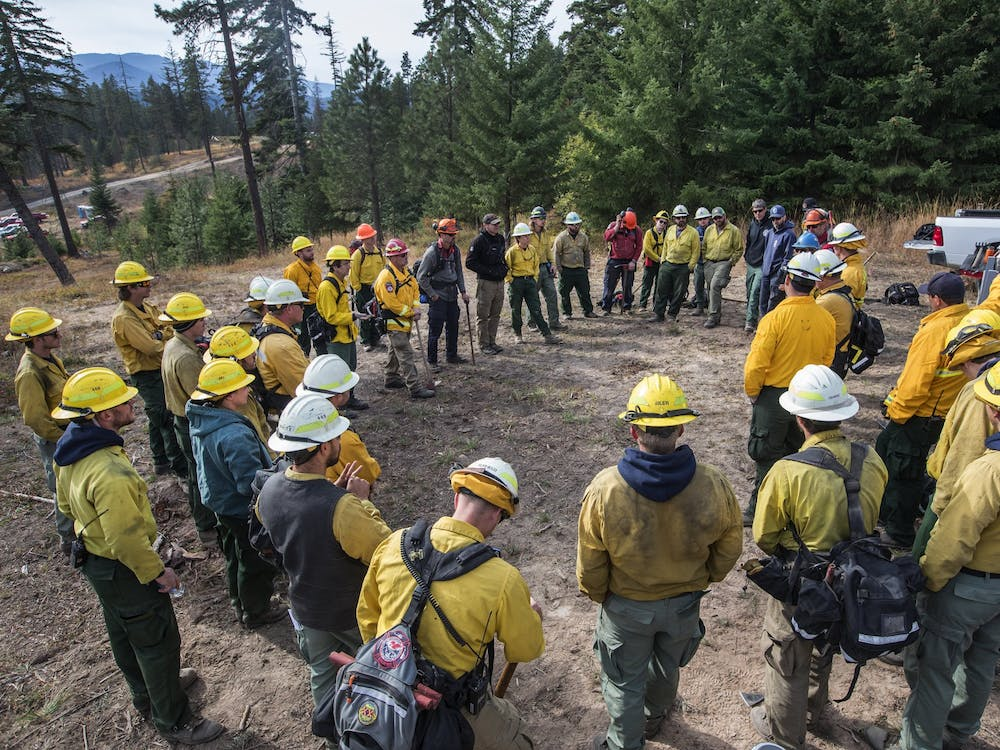 Fire crews from the state, forest service, local and British Columbia are ungoing prescribed fire training in the area above Roslyn to learn how to use fire to revive a forest's health. Smoke from wildfires on the West Coast is causing red, fiery sunsets and air quality issues in Bloomington, according to the IDEM.