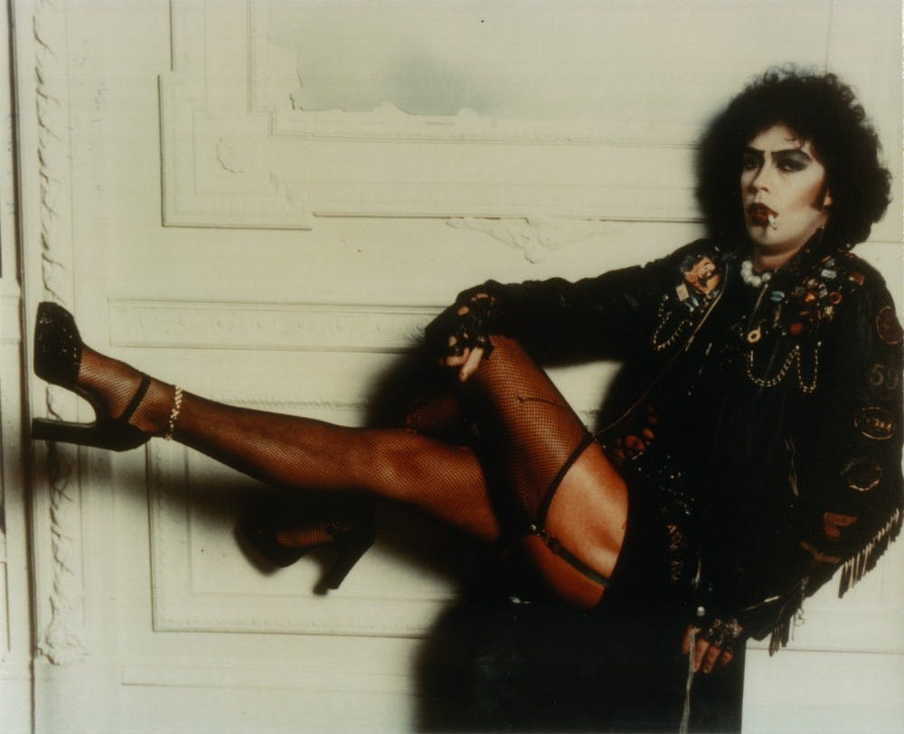 <p>&quot;Rocky Horror Picture Show&quot; was released in 1975. The show returns Oct. 26 to the Buskirk-Chumley Theater and will have two separate showings, one at 8 p.m. and one at midnight.</p>
