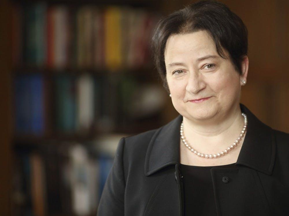 Provost Lauren Robel