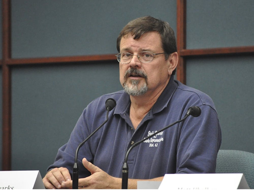 Principal runs for state representative to give teachers a voice.