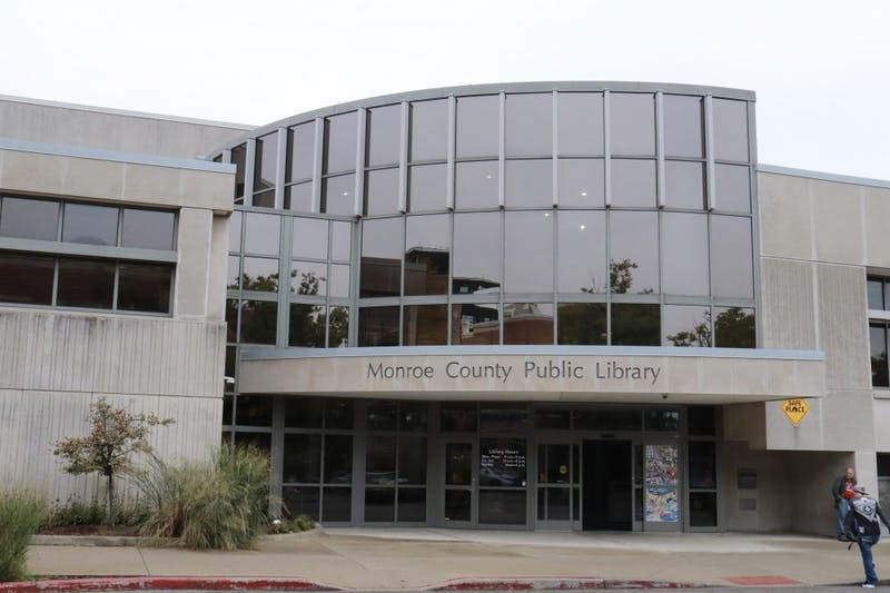 Monroe County Public Library is located at 303 E. Kirkwood Ave. The library is planning a third branch on the southwest side of Bloomington.