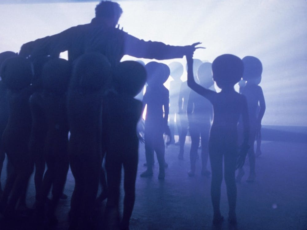 """""""Close Encounters of the Third Kind,"""" will screen at 7:30 p.m. Aug. 9 at the Buskirk-Chumley Theater. Tickets to the screening are $5 and can be purchased online or at the theater's box office."""