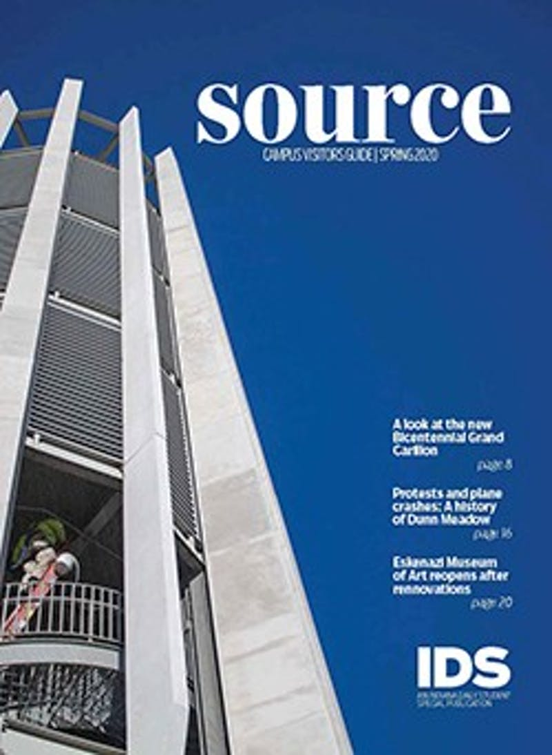 Spring 2020 Source Campus Visitors Guide