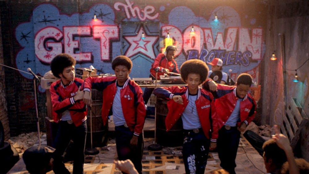 """""""The Get Down"""" returned for the second half of its first season last week on Netflix."""