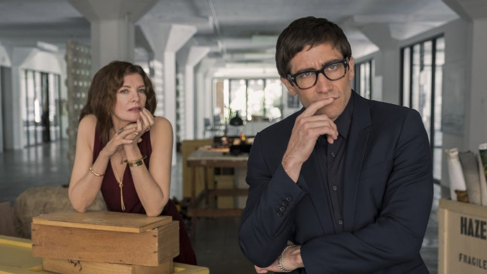 """""""Velvet Buzzsaw"""" is a Netflix original movie that was released Jan. 31. The movie stars Jake Gyllenhaal and Rene Russo."""