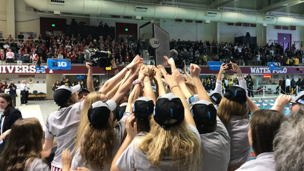 <p>IU women&#x27;s swimming and diving will compete in its first home meet of the season Friday at the Counsilman-Billingsley Aquatic Center against No. 8 Texas University at Austin and No. 13 University of Louisville.</p>