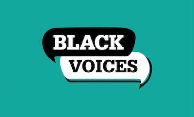 Black Voices logo
