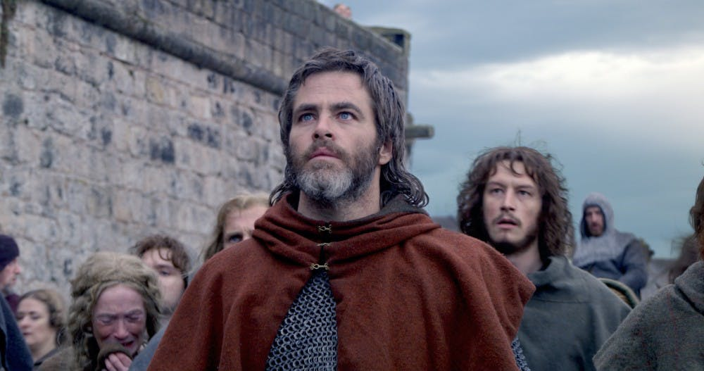 """""""Outlaw King"""" was released Nov. 9. It was directed by David Mackenzie."""