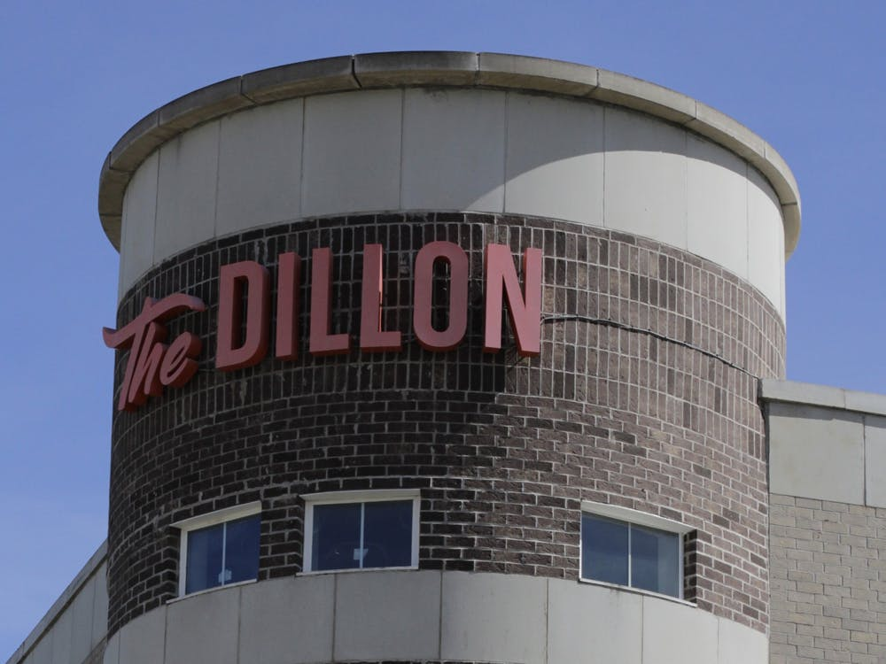 The Dillon is seen Sept. 26, 2021, at 525 S. Patterson Drive. Three former residents of the apartment complex allege their unit was infested with black mold.