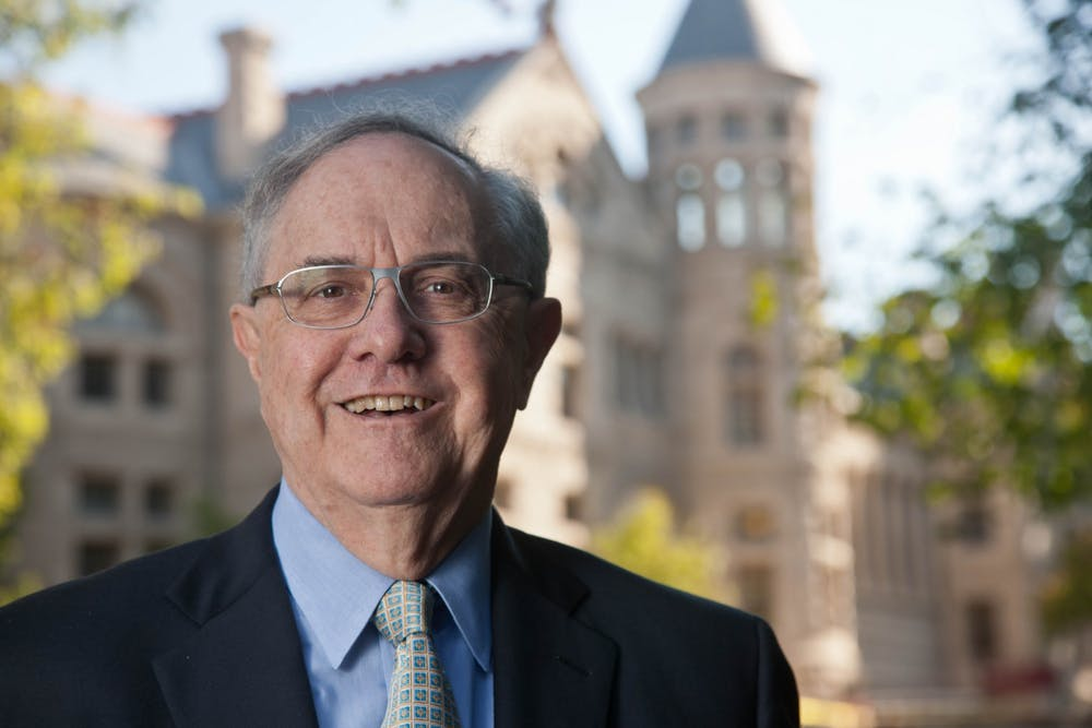 <p>IU vice president emeritus Patrick O&#x27;Meara, 83, died March 30 in Bloomington. O&#x27;Meara was described as a diplomat, music lover, spokesperson and ambassador, according to an IU press release.</p><p><br/></p>