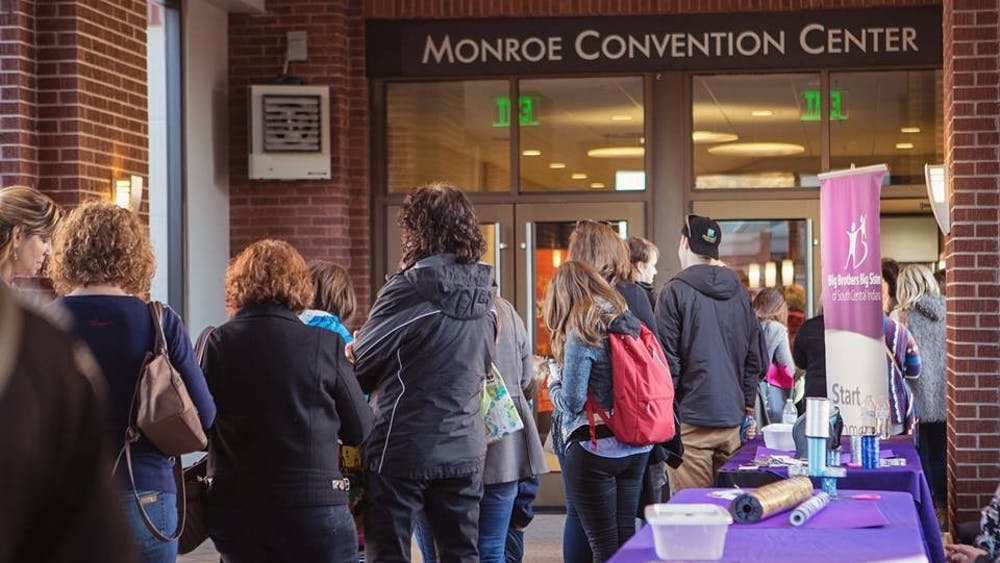 The Bloomington Handmade Market will take place from 10 a.m. to 4 p.m. Nov. 10 at the Monroe Convention Center.