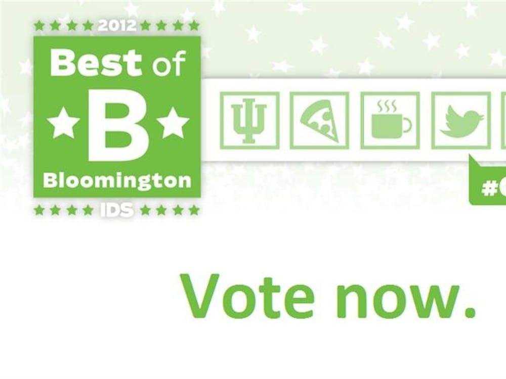 Best of Bloomington 2012