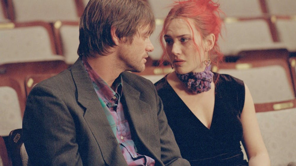 "IU Cinema will screen ""Eternal Sunshine of the Spotless Mind"" at 7 p.m., Oct. 22."